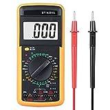 Digital Multimeter, Multimeter Messgeräte Digitales Voltmeter Amperemeter Ohmmeter, Akustischer Durchgangsprüfer Multimeter Voltmeter, AC / DC Multi Tester Spannung, Strom, Widerstand