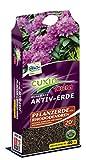 Cuxin Bio Rhododendronerde 20-80 Lmit 100 Tage DüngerErde für Rhododendron und Azaleen(20 L)
