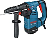 Bosch Professional Bohrhammer GBH 3-28 DFR (800 Watt, Schlagenergie max: 3,1 J, Wechselfutter SDS-plus)