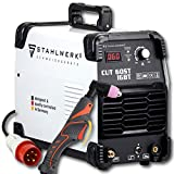 STAHLWERK CUT 60 ST IGBT Plasmaschneider mit 60 Ampere, bis 24mm Schneidleistung, für Lackierte Bleche & Flugrost geeignet, 5 Jahre Herstellergarantie*