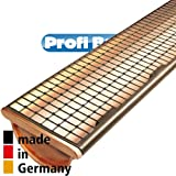 Dachrinnenschutz DARI FIX | Profipaket: 30MTR (Braun | Für Kupferdachrinnen)