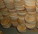 38 Stück Zaunlatten sibirische Lärche 60cm 90x20mm