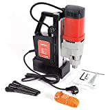 OUKANING Magnetkernbohrmaschine 1400W Kernbohrmaschine Magnetbohrmaschine 320RPM Magnetic Core Drills Mag Drill