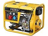 Rotek Diesel Stromerzeuger GD4-3-6000-EBZ (6,0 kVA / 5,0kW 400V 50Hz 3-phasig)