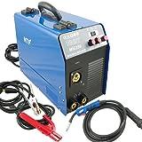 MIG-250 Schutzgas Inverter Schweißgerät MIG MAG + E-Hand IGBT 250Amp 230V