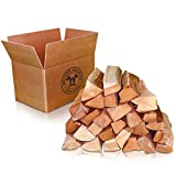60kg (2x30kg) Kaminholz Brennholz 25cm 100% reine Buche, ofenfertig, Kaminofen, Lagerfeuer, Feuerholz,