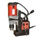 QWERTOUR Magnetkernbohrmaschine Magnetbohrmaschine 220V 1150W Leichtgewichtler Stahlplatte Driller
