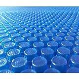 well2wellness® Solarfolie blau für Rundbecken Ø 3,60m fertig konfektioniert