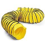 Warmluftschlauch, Belüftungsschlauch für Heizgebläse Climia® - Länge 7,6m - div. Durchmesser z.B. 305mm 457mm 650mm (105mm)