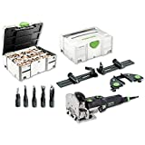 Festool Domino DF 500 Q Joiner Set by Festool