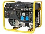 Rotek Benzin Stromerzeuger GG4-1A-7300-5EBZ (7,3 kVA / 230V 50Hz 1-phasig)