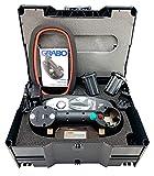 Nemo Grabo Plus KIT im Tanos Systemkoffer | Akku Vakuum Saugheber bis 170 Kg Tragkraft | Neue Version