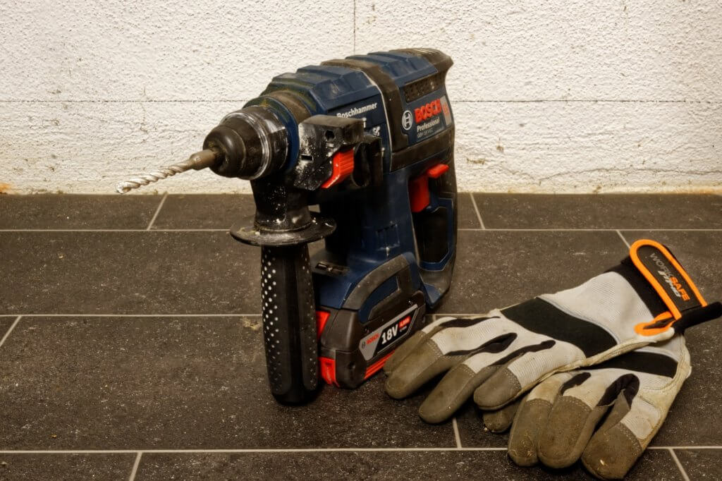 Akkuwerkzeug für den Handwerker