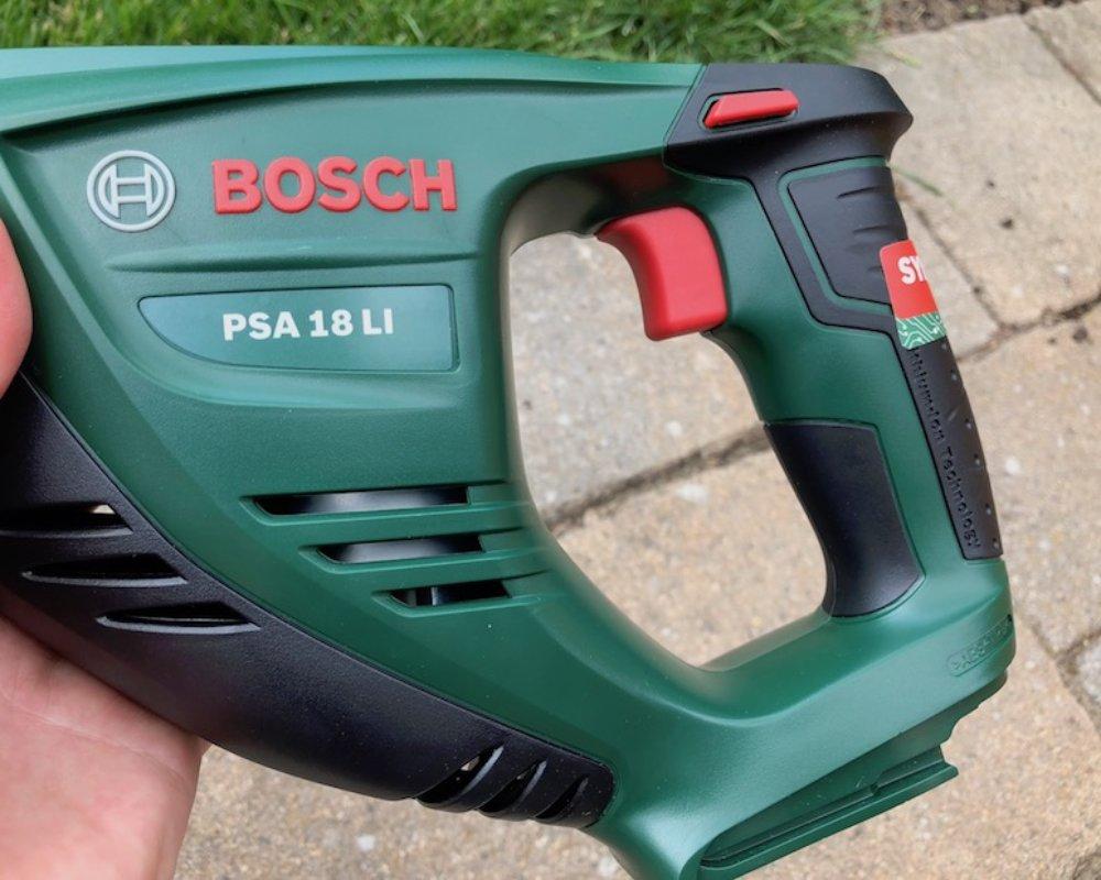 Bosch Akku-Säbelsäge PSA 18 LI_Praxistest_9294