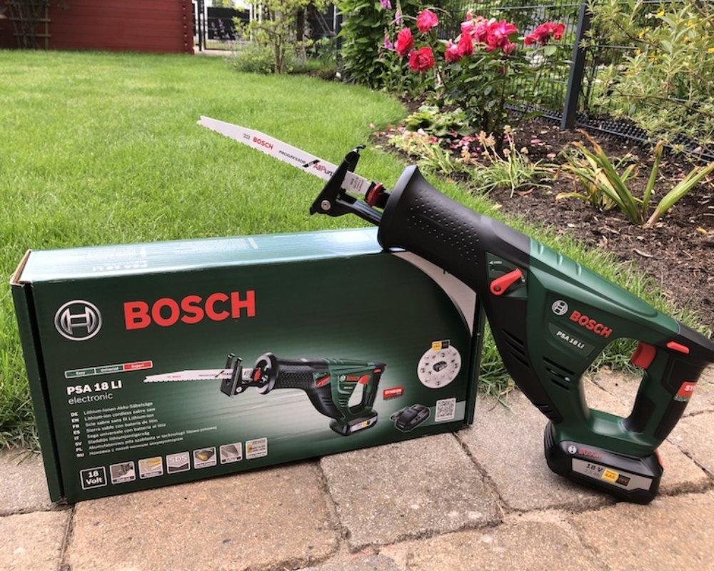 Bosch Akku-Säbelsäge PSA 18 LI_Praxistest_9303