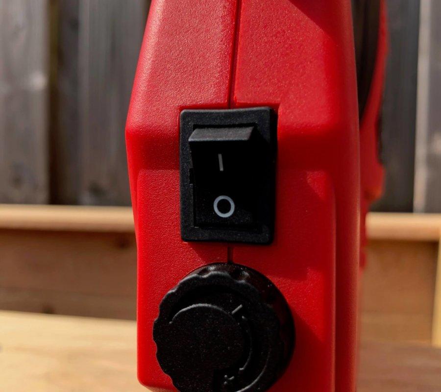 IMG_8649 Einhell Elektrotacker TC-EN 20 E im Praxistest