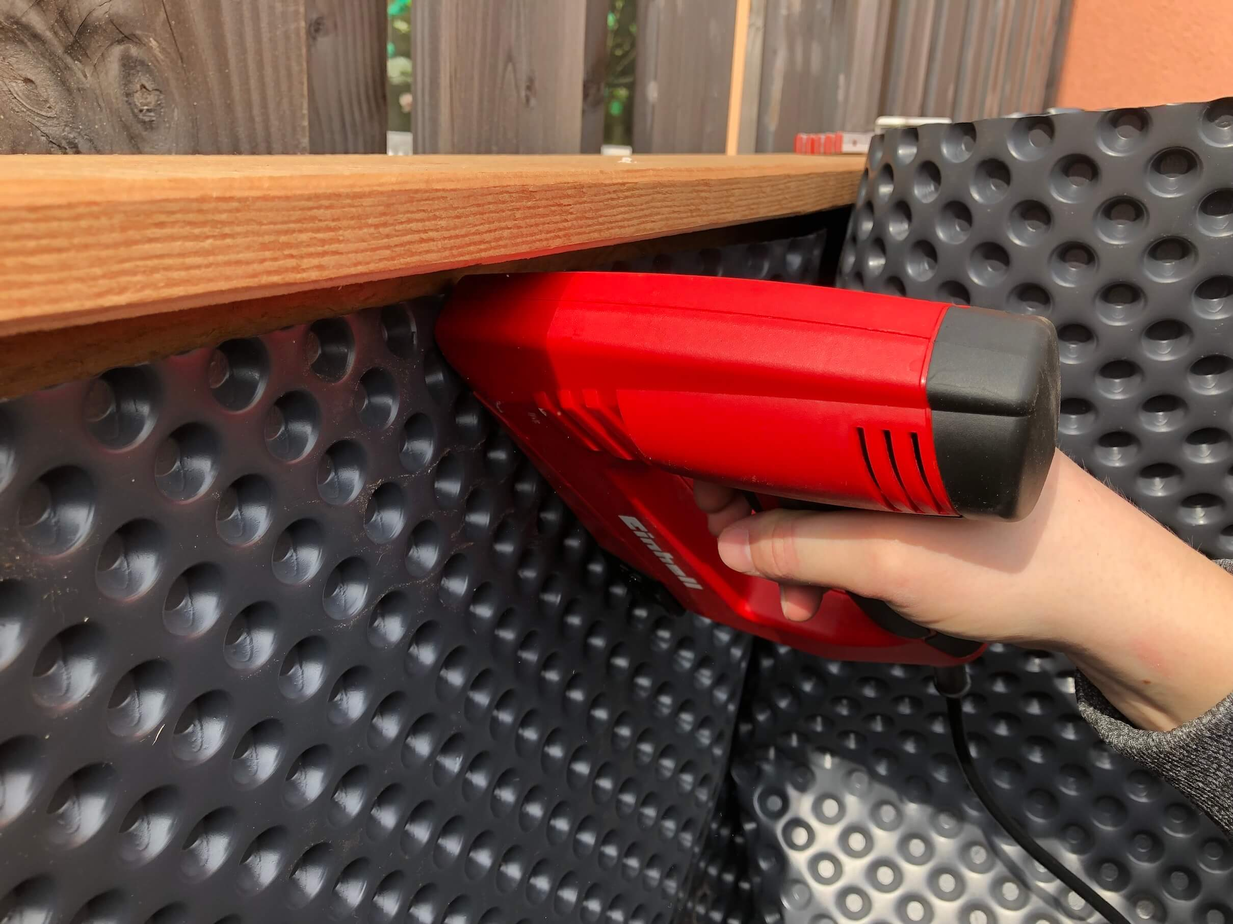Heimwerker Praxis Test Laser Entfernungsmesser : Einhell elektrotacker tc en e im praxistest u heimwerker berater