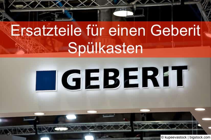 Super Geberit Spülkasten Ersatzteile • Heimwerker-Berater.de HL45
