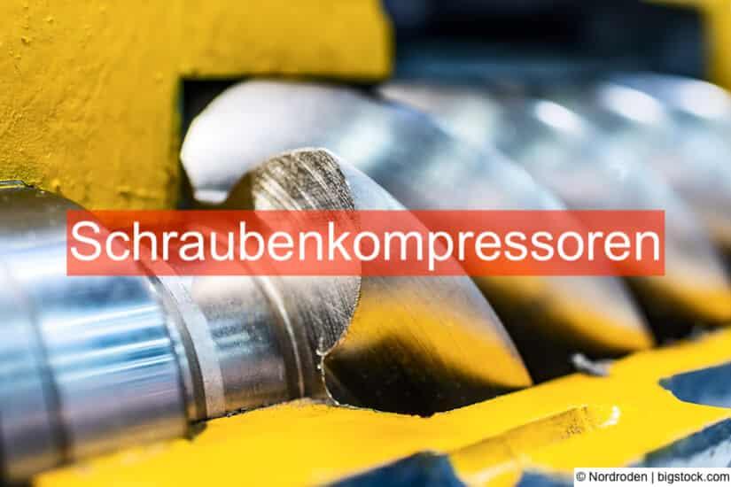 Schraubenkompressoren erleichtern die Arbeit