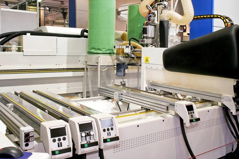 Laser Hobelmaschine
