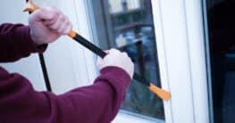 Einbruchschutz am Fenster nachrüsten