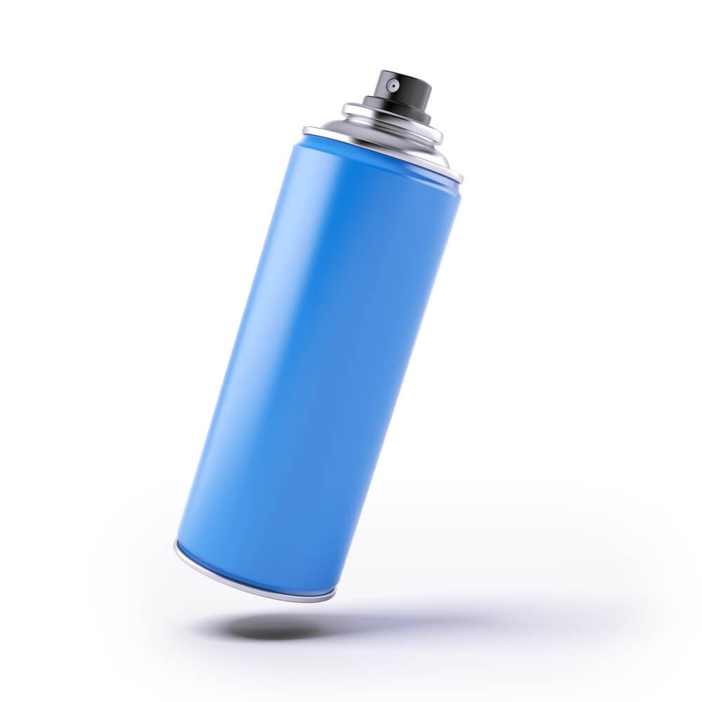 Klebstofflöser in der Spray-Flasche