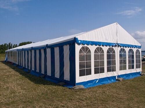 Pavillon-Zelt