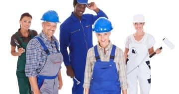 Arbeitskleidung