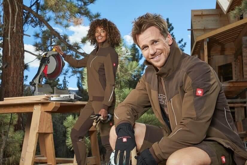 Arbeitskleidung für die Holzbearbeitung von Engelbert-Strauss