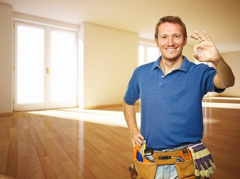 Die Deckenheizung kann von Heimwerkern relativ einfach montiert werden!