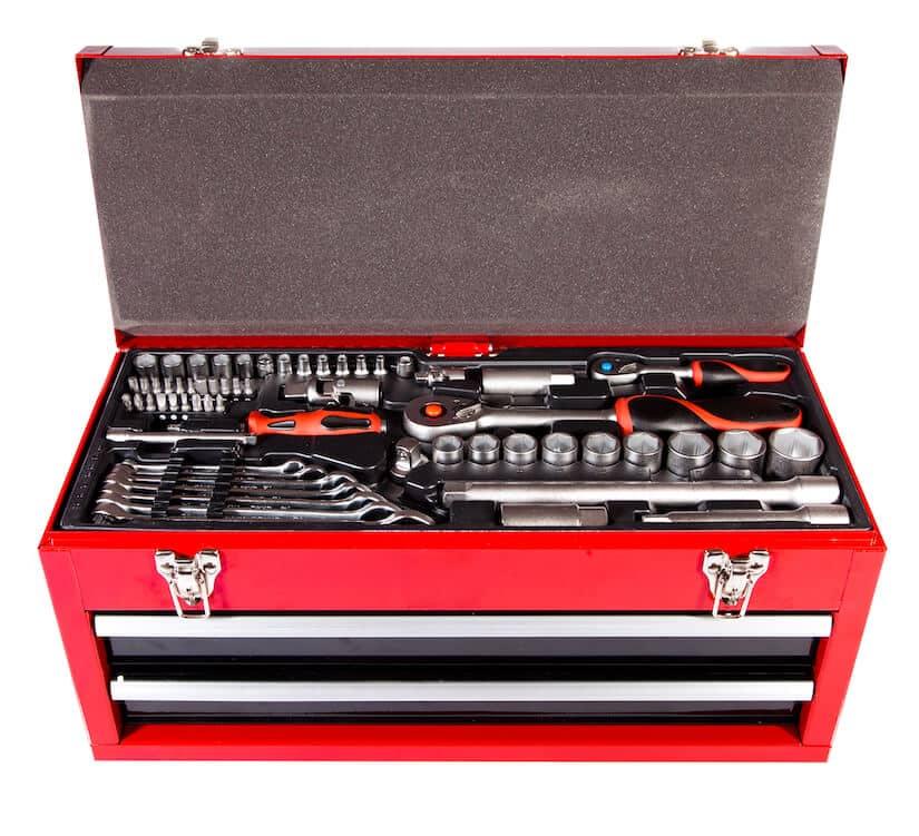 Profi-Werkzeugkoffer