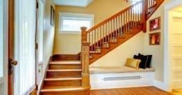 Die alte Holztreppe renovieren