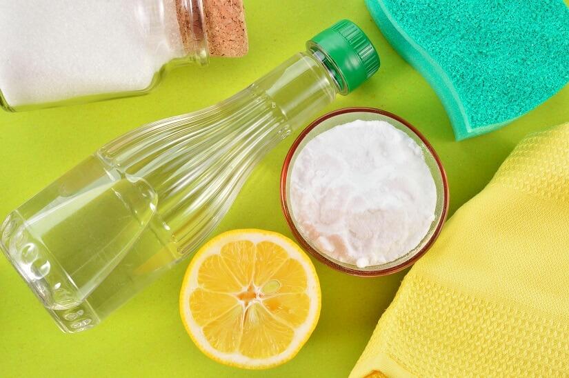 Beliebte Hausmittel für die Reinigung der Waschmaschine