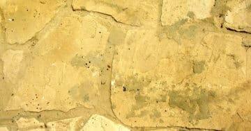 Zementschleier entfernen von Natursteinen