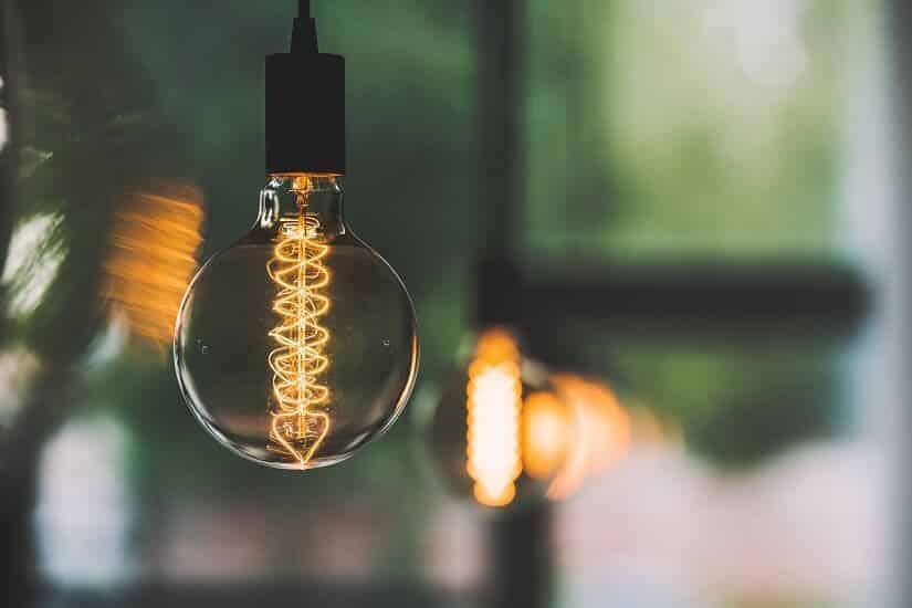 Mit dimmbaren Leuchtmitteln lässt sich Energie sparen.