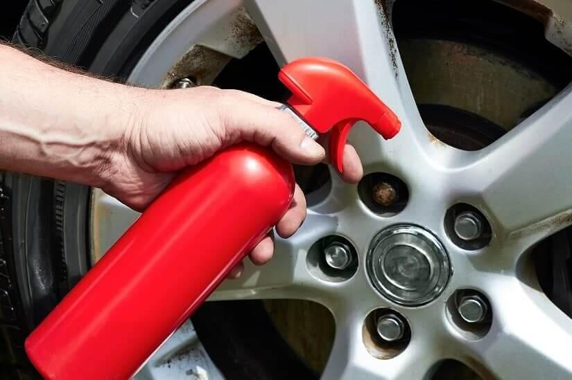 Rostflecken entfernen vom Auto? Folgend lernen Sie wie! | Foto: lianna_s / Depositphotos.com