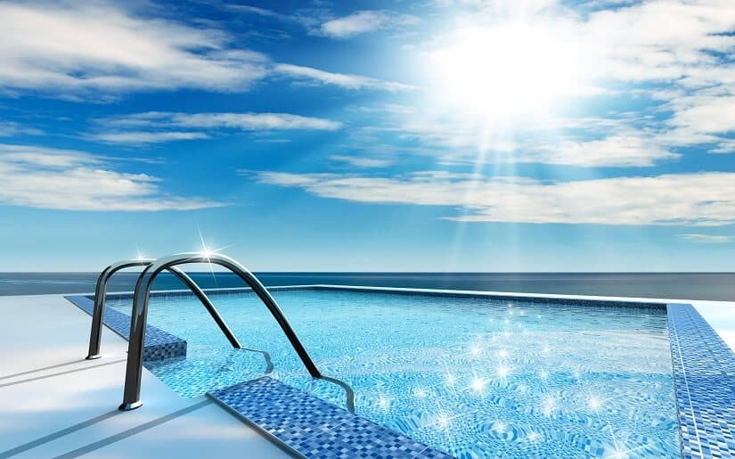 Filterglas für den Pool: im Markt findet man verschiedene Körnungen für verschiedene Bedürfnisse