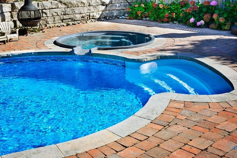 Verwendung von Quarzsand beim Pool