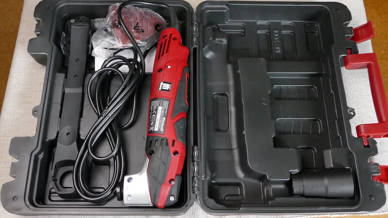 Einhell Multifunktionswerkzeug TE-MG 200 CE im Test