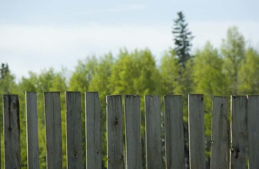 staketenzaun