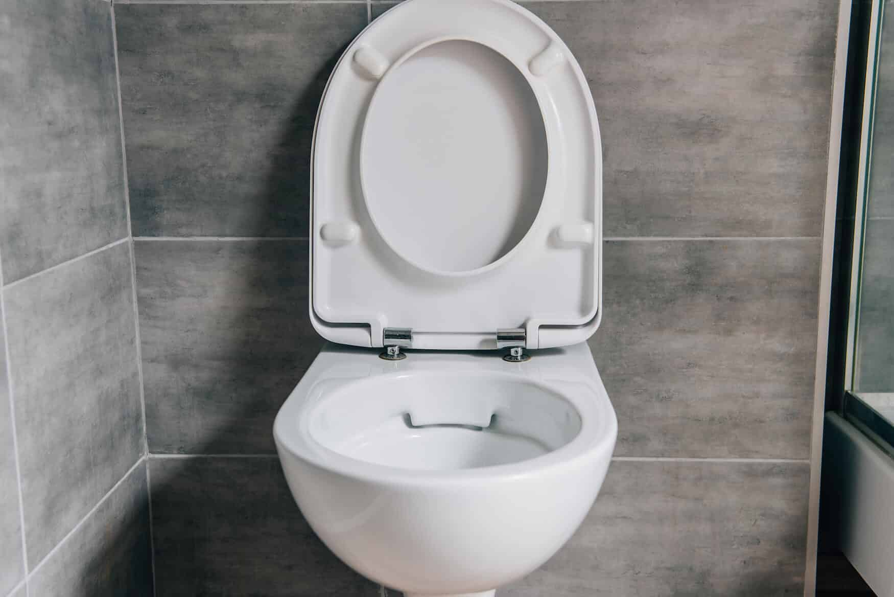 Spülrandloses WC