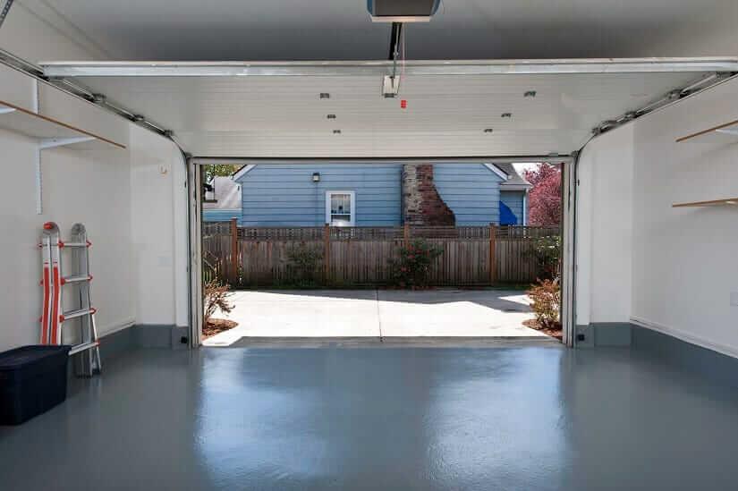 Garagenboden beschichten