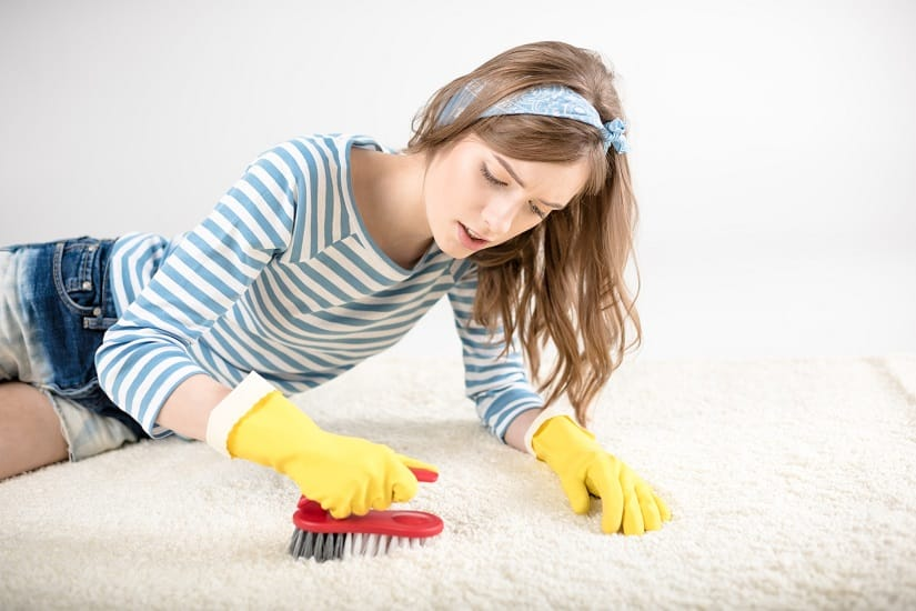 Die Anschaffung einer Teppichreinigungsmaschine kann sich durchaus lohnen