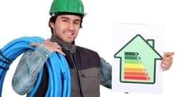 Die staatliche Förderung der energetischen Modernisierung ist mit Auflagen Vebunden